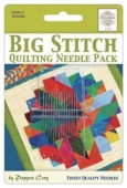 Big Stitch Quilting Needles by Pepper Corey